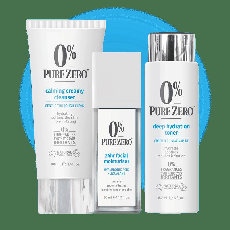 pure zero skincare